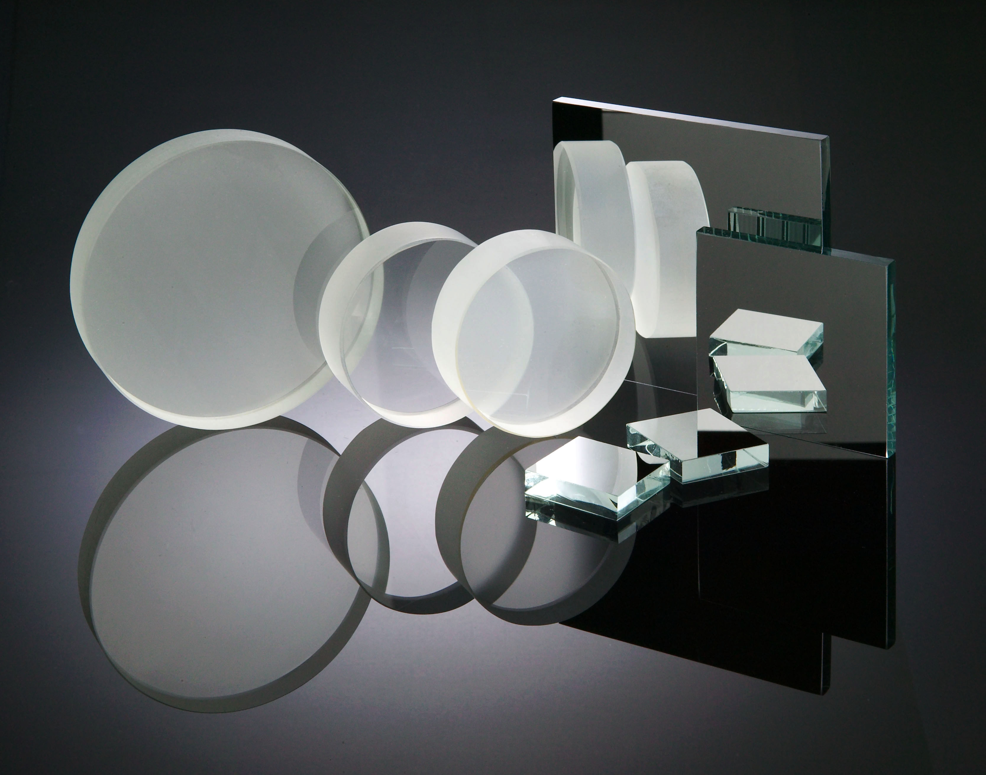 BOROSILICATE OPTICAL MIRRORS